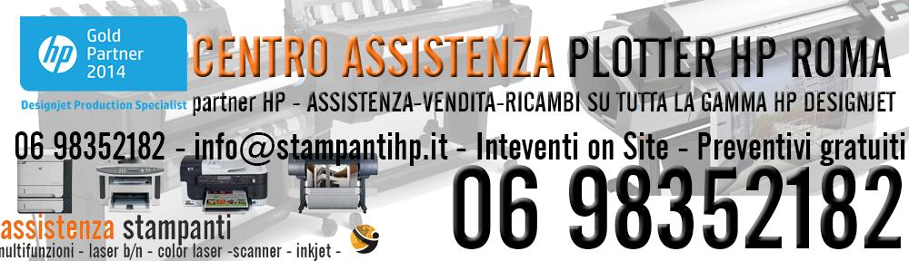 Assistenza Plotter Hp Roma